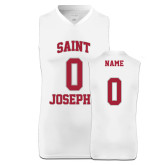 Replica White Adult Basketball Jersey-Women's Personalized
