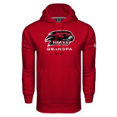 Under Armour Cardinal Performance Sweats Team Hoodie-Grandpa
