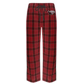 's Red/Black Flannel Pajama Pant-Primary Mark