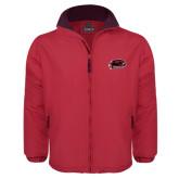 Cardinal Survivor Jacket-Hawk Head w/ Hawks