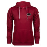 Adidas Climawarm Cardinal Team Issue Hoodie-Hawk Head w/ SUJ