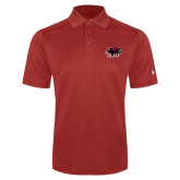 Under Armour Cardinal Performance Polo-Hawk Head w/ SUJ