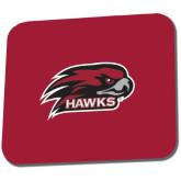 Full Color Mousepad-Hawk Head w/ Hawks