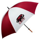 's 62 Inch Cardinal/White Umbrella-Hawk Head w/ SUJ