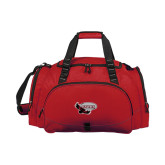 Challenger Team Cardinal Sport Bag-Primary Mark