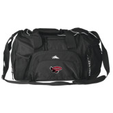 High Sierra Black Switch Blade Duffel-Primary Mark
