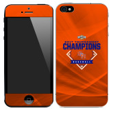 iPhone 5/5s/SE Skin-2017 Southland Conference Baseball Champions