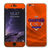 iPhone 6 Skin-2017 Southland Conference Baseball Champions