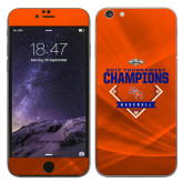 iPhone 6 Plus Skin-2017 Southland Conference Baseball Champions