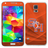 Galaxy S5 Skin-SH Paw Official Logo
