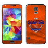 Galaxy S5 Skin-2017 Southland Conference Baseball Champions