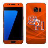 Samsung Galaxy S7 Skin-SH Paw Official Logo