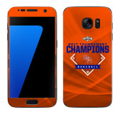 Samsung Galaxy S7 Skin-2017 Southland Conference Baseball Champions