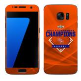 Samsung Galaxy S7 Skin-2017 Southland Conference Baseball Champions