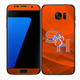 Samsung Galaxy S7 Edge Skin-SH Paw Official Logo