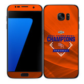 Samsung Galaxy S7 Edge Skin-2017 Southland Conference Baseball Champions