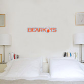 1 ft x 1 ft Fan WallSkinz-Bearkats