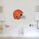 1 ft x 2 ft Fan WallSkinz-SHSU Football Helmet