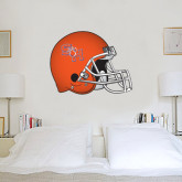 3 ft x 4 ft Fan WallSkinz-SHSU Football Helmet