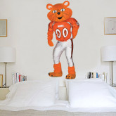 2 ft x 6 ft Fan WallSkinz-Sammy the Bearkat