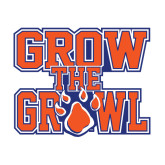 Medium Decal-Grow the Growl