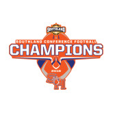 Medium Decal-2016 Southland Conference Football Champions