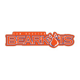 Medium Decal-Bearkats, 8 in Wide
