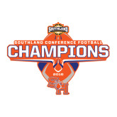 Large Decal-2016 Southland Conference Football Champions