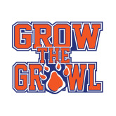Small Decal-Grow the Growl