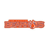 Small Decal-Bearkats, 6in Wide