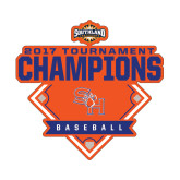 Small Decal-2017 Southland Conference Baseball Champions