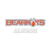 Alumni Decal-Bearkats, 6 in W