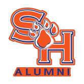 Alumni Decal-Alumni, 6in Tall