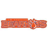 Extra Large Decal-Bearkats, 18in Wide