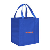 Non Woven Royal Grocery Tote-Sam Houston Bearkats