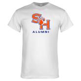 White T Shirt-Alumni