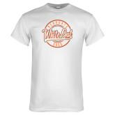 White T Shirt-White Out