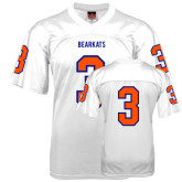 Replica White Adult Football Jersey-#20