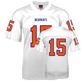 Replica White Adult Football Jersey-#11