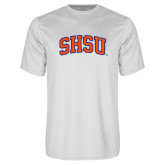 Syntrel Performance White Tee-Arched SHSU