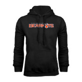 Black Fleece Hood-Sam Houston Bearkats