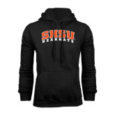 Black Fleece Hood-Arched SHSU Bearkats