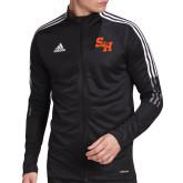 Adidas Black Tiro 19 Training Jacket-Primary Athletics Mark