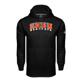 Under Armour Black Performance Sweats Team Hood-Arched SHSU Bearkats