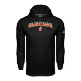 Under Armour Black Performance Sweats Team Hood-Arched Sam Houston State Bearkats w/Paw