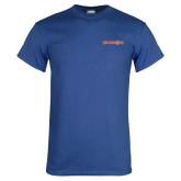 Royal T Shirt-Sam Houston Bearkats