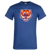 Royal T Shirt-Bearkat Head