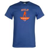 Royal T Shirt-Golf Stacked