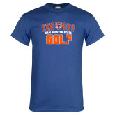 Royal T Shirt-Golf Tee Off
