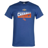Royal T Shirt-2017 Southland Conference Baseball Champions